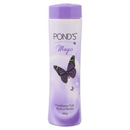 POND'S Magic Freshness Talcum Powder Acacia Honey 50g