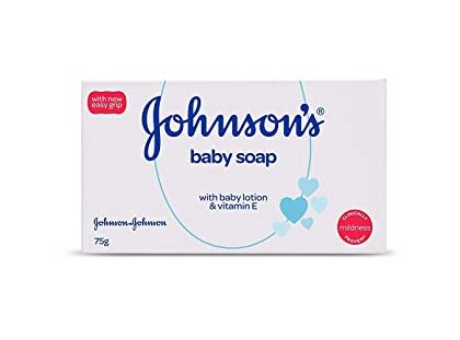 Johnson's Baby Soap, 50g